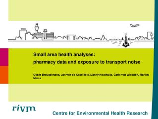 Centre for Environmental Health Research
