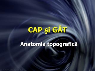 CAP ?i G�T