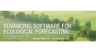 Advancing Software for  Ecological Forecasting