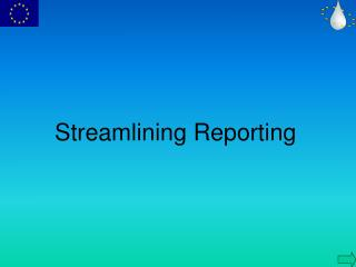 Streamlining Reporting
