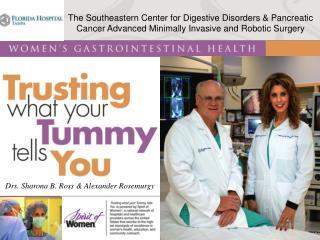 Drs. Sharona B. Ross & Alexander Rosemurgy