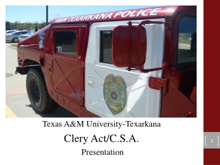 CRIME RECORDS SERVICE UPDATE Texas Department of Public Safety