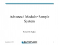 Advanced Modular Sample System