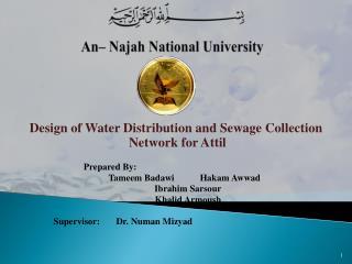 An–  Najah National University
