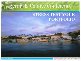 STRESS TEST YOUR PORTFOLIO