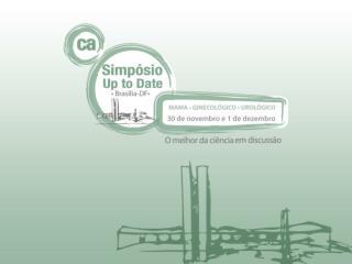 Up  to Date do manejo do Câncer de Próstata localizado: Active Surveillance