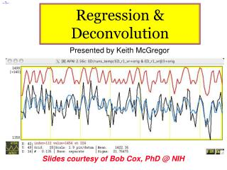 Regression & Deconvolution