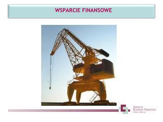 WSPARCIE FINANSOWE