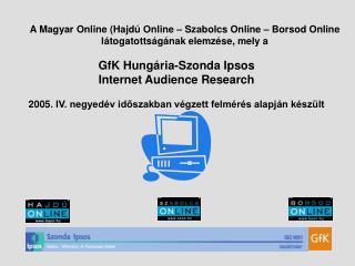 A Magyar Online (Hajd� Online � Szabolcs Online � Borsod Online