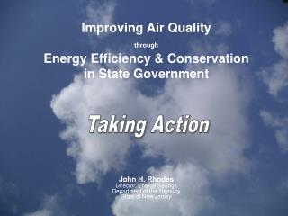 Improving Air Quality through Energy Efficiency & Conservation in State Government