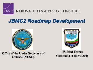JBMC2 Roadmap Development