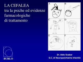 Dr. Aldo Scabar   S.C. di Neuropsichiatria Infantile