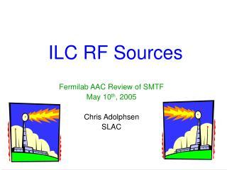 ILC RF Sources