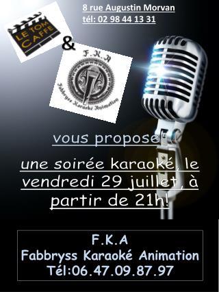 8 rue Augustin Morvan 29200 BREST tel: 02 98 44 13 31