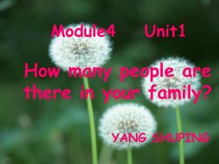 Module4    Unit1