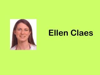 Ellen Claes