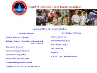 District of Columbia Space Grant Consortium