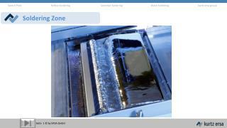 Soldering  Zone