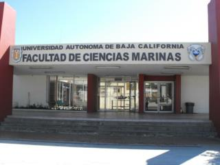 UNIVERSIDAD AUTÒNOMA DE BAJA CALIFORNIA FACULTAD DE CIENCIAS MARINAS