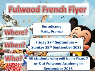 Fulwood French Flyer