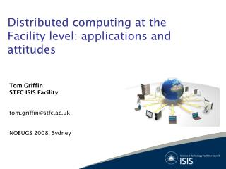 Distributed computing at the Facility level: applications and attitudes