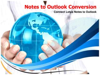 Notes to Outlook Migration Expert