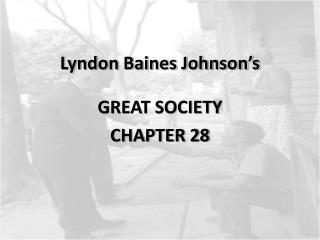 Lyndon Baines Johnson's