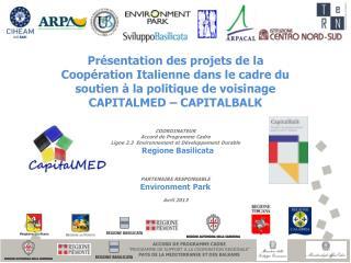 "ACCORD DE PROGRAMME CADRE  ""PROGRAMME DE SUPPORT A LA COOPERATION REGIONALE"""