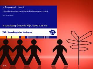 Inspiratiedag Gezonde Wijk, Utrecht 26 mei