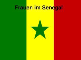Frauen im Senegal