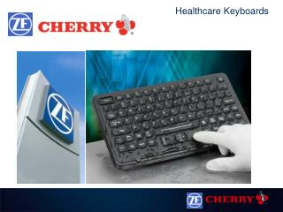 Healthcare Keyboards