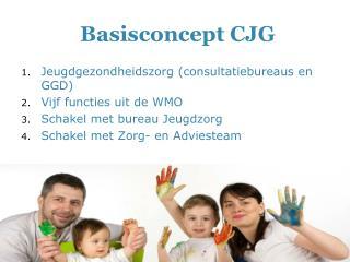 Basisconcept CJG