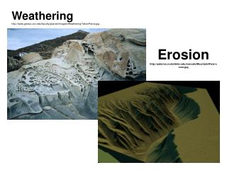 Weathering  geosci.unc/faculty/glazner/Images/Weathering/TafoniParos.jpg