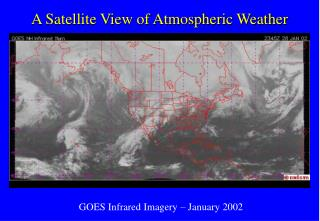 A Satellite View of Atmospheric Weather