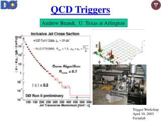 QCD Triggers