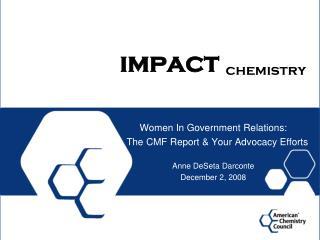 impact  chemistry