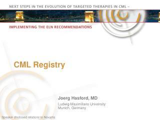 CML Registry