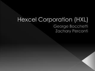 Hexcel Corporation (HXL)