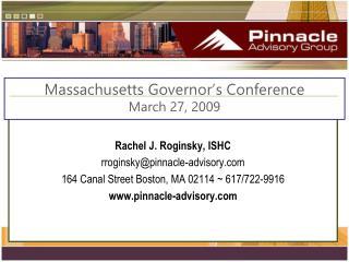 Massachusetts Governor