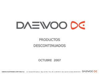 OCTUBRE  2007