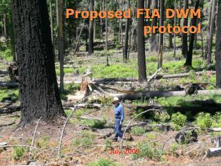 Proposed FIA DWM protocol