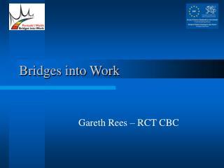 Bridges into Work