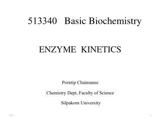 513340  Basic Biochemistry