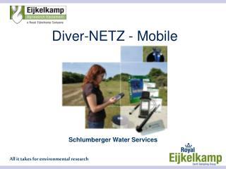 Diver-NETZ - Mobile