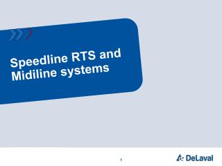 Speedline RTS and Midiline systems