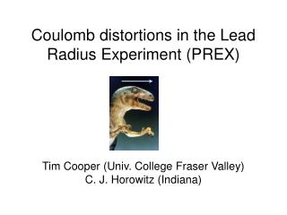 Coulomb distortions in the Lead Radius Experiment (PREX)