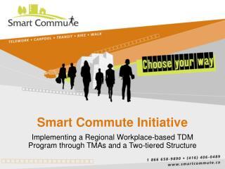 Smart Commute Initiative