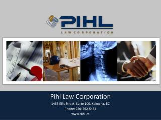 Pihl Law Corporation