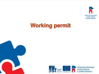 Working permit