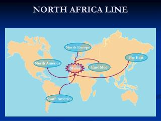 NORTH AFRICA LINE